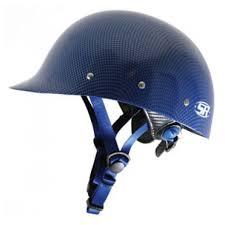 Shred Ready Super Scrappy Helmet Metallic Blue One Size