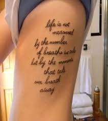 Rib Tattoos Quotes Classy Proverbs 4848 Rib Tattoo Placement I Love Thisi Just Don