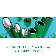 Nepatop Ppr Pipe Sdr 7 4 Mtr Pn 1 6 20 Mm