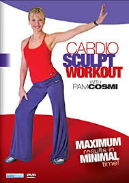 cardio sculpt workout with pam cosmi