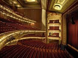 James M Nederlander Theatre Seating Chart Map Seatgeek