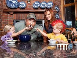 larry the cable guy wife. Fine Guy Larry The Cable Guy And Family For The Wife E