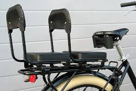 Saddles <b>Universal Bike Cycling</b> MTB Rear Rack <b>Pad Cushion</b> Seat ...