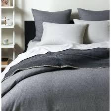 the best in modern duvet covers from unison dark grey bedding dark gray duvet covers