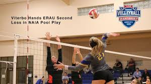 ERAU Drops Second Round Match in Pool Play   California Pacific Conference