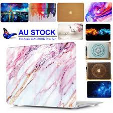 <b>Marble Paint</b> Laptop <b>Hard</b> Case +KB Cover for Macbook Pro13 15 ...