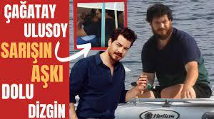 Çağatay Ulusoy'un Aşk Tatili I Çağatay Ulusoy'un Barbaros İmajı Dikkat  Çekti! - YouTube