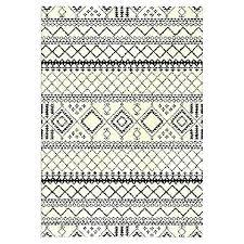 black and white rug target white rug target fluffy furry area black white rug target black