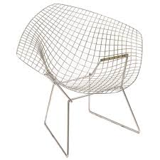 knoll bertoia diamond lounger