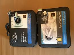 two duvets from the fine bedding company brand new 13 5 tog singles