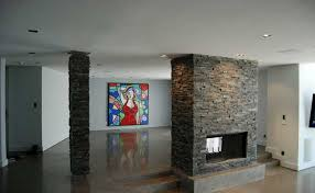 A Timeless Look. An Investment in your Home. Stacked stone fireplaces ...