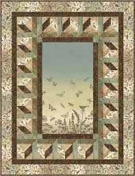 Quilt Patterns Using Panels Interesting Design Ideas
