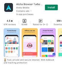Bf browser anti blokir app adalah aplikasi buka blokir situs 2019 versi terbaru dimana kami telah melakukan inovasi pada browser yang terintegrasi dengan proxy, hal ini adalah inovasi browser. 8 Aplikasi Browser Anti Blokir Terbaik Untuk Android