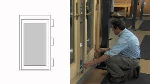 pella patio door hinge adjustment