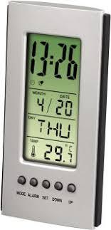 Термометр <b>Hama H-75298 серебристый</b>/черный <00075298 ...