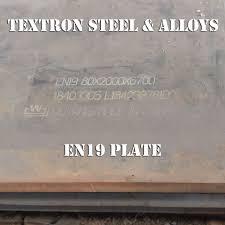 En19 Material Hardness Chart En19 Plates Stockist Supplier Exporter Aisi 4140 Uttam