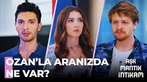 Çınar'dan Esra'ya ŞAH MAT! - Aşk Mantık İntikam 4. Bölüm (SON SAHNE) -  YouTube