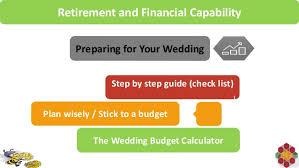 Wedding Planning Budget Calculator Wedding Planning Calculator