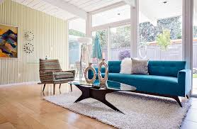 Image of: Mid Century Modern Living Room Guide