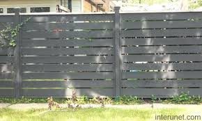 horizontal wood fence diy. Horizontal Fences Wood Fence Designs Diy .