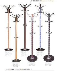 Metal Standing Coat Rack metal coat racksstand purchasing souring agent ECVV 3