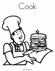 Small Picture Kitchen Cooking Coloring Page Coloring Home