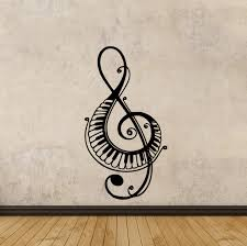 treblecleff treble clef piano design crafters