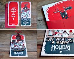 Creative Christmas Cards 26 Creative Christmas Cards You Would Love To Receive