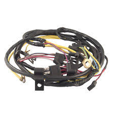 ford truck wiring harness 1961 63 ford truck f100 350 wiring harness firewall to engine c1tb 14398