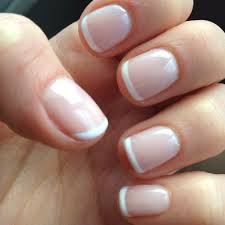amazing french manicure designs cute french nail polishes