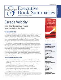 executive summary of books soundview executive book summaries by edwah oneill at