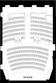 The Palestra Seating Chart Seating Chart Cultural Center At The Havre De Grace Opera