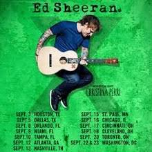 Rogers Centre Seating Chart Ed Sheeran X Tour Ed Sheeran Wikivisually