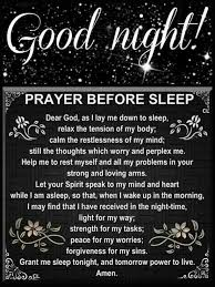 Good Night Prayer Quotes Adorable Good Night Prayer Daily Inspiration Pinterest Night Prayer