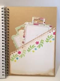 Cristina crijoux: la magnolia decoupage quaderno decorato