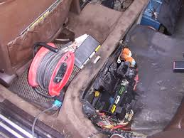 e34 rear fuse box e34 printable wiring diagram database fire under rear seat corroded contacts source · bmw 740il fuse box