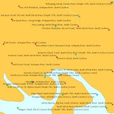 Fenwick Island South Carolina Tide Chart
