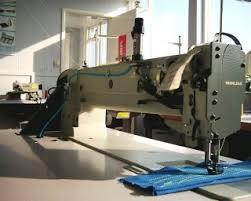 Industrial Sewing Machines - LONGARM - Highlead GC20698-1 & FULL NEEDLE & COMPOUND FEED - TRUE WALKING FOOT FOR DIFFICULT TO SEW ITEMS  Powerful even feeding of the workpiece, Needle, Feed Dog and Alternating  Presser ... Adamdwight.com