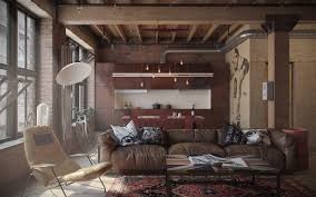 Industrial Living Room Design Stunning Industrial Living Room Design Interior Photo 12 Jerseysl