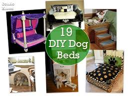 pamper your pup with a diy dog bed