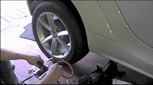 Installing Ultraseal Or Puncturesafe Into Smart Tyres