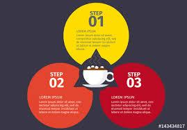 Venn Diagram In Illustrator Hot Chocolate Venn Diagram Buy This Stock Template And Explore