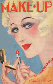 vine makeup books