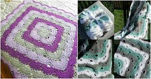 Free Crochet Blanket Patterns Impressive Virus Crochet Blanket Free Pattern Styles Idea