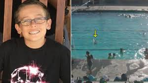 For pool teen massacre did