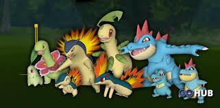 Generation 2 Pokemon Go Hub