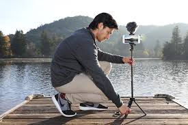The <b>JOBY GripTight PRO</b> TelePod is a tripod... and a grip... and a ...
