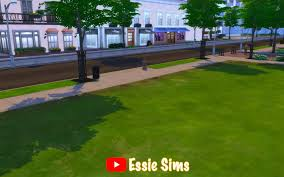 The stop motion I made for a cozy family home ☺️🧡🌿 : Sims4
