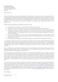 Cover Letter For Trainee Accountant Magdalene Project Org