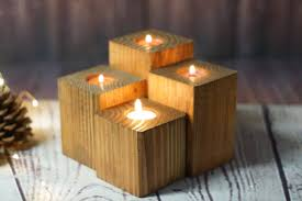 woodworking christmas gifts. Perfect Christmas Wood Tea Light Holders With Woodworking Christmas Gifts